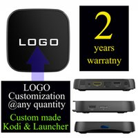 Wholesale Blackbox Hdmi - 3pcs Custom Made T95Rpro-2gb 16gb Smart Android6.0 Marshmallow IPTV TV boxes 4K Ares Spinz Appolo Blackbox S912 Octa core 5G WIFI 1000MB Lan