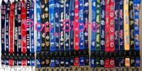 Wholesale Mlb Team Baseballs - WHOLESALE DHL FREE SHIPPING Baseball MLB KEY Lanyard ID Holder For Party Key lanyardS ID holders Mix order for collection MIXED TEAMS