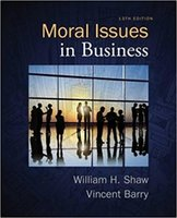 Wholesale Moral Issues in Business th Edition
