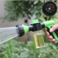 8 in 1 spray foam machine - New Car Washer Tool For Truck Portable High Pressure Foam Water Gun Household Washing Machine With kinds Spray Washing Model