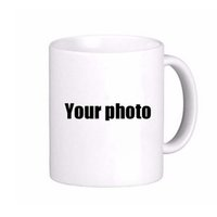 Wholesale Mugs Pictures - Wholesale- ANGRLY Your Own Unique Picture Logo Custom Made Coffee Mug Novel Mugs Color Ceramic Cup Water Office Beer Cups Two Sided Printed