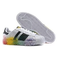 Wholesale Champagne Colour Shoes - New Classic Shoes, Men Casual Shoe Superstar Female Sneakers Women Zapatillas Deportivas Mujer Lovers Sapatos Femininos Laser Dazzle Colours