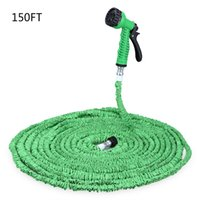 Wholesale 150FT Expandalble Garden Hose Water Pipe with Modes Spray Gun
