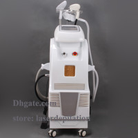 Wholesale Life Maintenance - 3 in 1 ND:Yag Laser Tattoo Removal and Elight Hair Removal RF Wrinkle Removal Machine with Life Long Maintenance