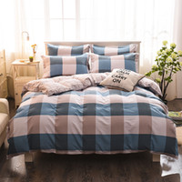Wholesale Duvet Cover Brush - Wholesale- egyptian cotton flower bed cover comforter cover king queen double twin size,brushed