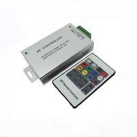 ingrosso modulo ha portato smd 3528-DC12V-24V 12A Telecomando senza fili a led RF RF 20 Controller a chiave rgb chiave per SMD 5050 3528 Moduli di luci a LED