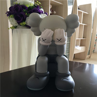 Wholesale Kaws Doll - 161129 Septermber The New Products Kaws Original Color Doll Limited Hand Do Model Doll Toy Trend Around OriginalFake Hot Sales 28cm