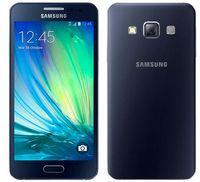 samsung a3 telefon toptan satış-Orijinal Samsung Galaxy A3 A3000 A300F Smartphone Dört Çekirdekli Android 4.4 OS 4.5 Inç 8 GB ROM 4G 8.0 MP Kamera Cep Telefonu