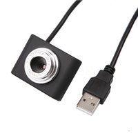 Wholesale Web Camera Clip - Mini USB 30M Mega Pixel Webcam Video Camera Web Cam For PC Laptop Notebook Clip Worldwide Hot Drop