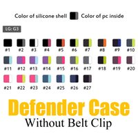 Wholesale Cases Belt - Top Quality Hybrid Defender Case Without Belt Clip for iPhone 7 Plus 6 6S Plus 5 5S Galaxy S8 Note 5 S7 edge S6 edge Shockproof Cases
