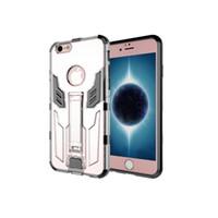 баллистический жесткий футляр оптовых-Двойной слой гибридный броня баллистический ТПУ ПК прозрачный жесткий чехол тонкий для iPhone 5SE 6 S 6 плюс Samsung S7 S6 Edge Note5 сотовый телефон случае