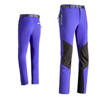 Wholesale outdoor pants trekking - New Summer Outdoor Hunting Climbing Softshell Pants Female,Waterproof Hiking Pants for Women,Outdoor Trekking Trousers