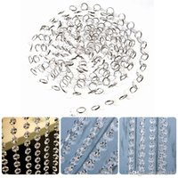 5m 14mm Christmas Garland Diamante Acrílico Cristal Octagonal Beads Cortina Bead Pendant Lighting para Casamento DIY Home Party Decor