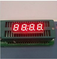 Großhandels- 0.28inch 4digits rote Uhr 7 Segment LED-Anzeige 2481AS / 2481BS 10pcs