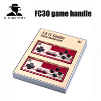 Wholesale Android Game Console Wholesale - Authentic 8Bitdo FC30 Wireless Bluetooth Controller Joystick for Android iOS PC VS Mini NES TV Handheld 620 Game RS-36 Game Console