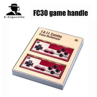 Joystick Authentic 8Bitdo FC30 Wireless Controller Bluetooth para Android iOS PC VS Mini NES TV Handheld 620 Game RS-36 Game Console