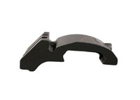 Wholesale Picatinny Side Mount - Ultra Low Profile Offset Picatinny Rail Mount 45 Degree 20mm Side Black For Red Dot, Mangifiers, Flashlights AR BLACK OR SAND