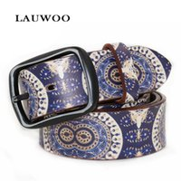 Wholesale Owl Work - Wholesale- Free Shipping explosion models retro leather top designers work for Men Women belt Universal Owl Eye