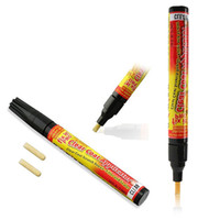 Wholesale HOT Fix it PRO Car Coat Scratch Cover Remove Painting Pen Car Scratch Repair for Simoniz Clear Pens Packing car care