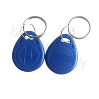 RFID Writable Tag 125KHz Rewrite EM4305 Proximity Access Control ID Keyfobs Token für rfid Duplicator -100pcs