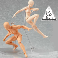 Wholesale Anime Figure Pvc Figma - Action Figma Body - Comic DIY Drawing Sketch PVC Figure Anime Statue Collection Birthday Gift By Your Diwiter