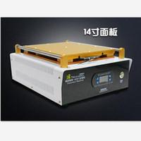 Wholesale Lcd Panel 15 - 15 inch Built-in Vacuum Pump LCD Separator Machine For Mobile Phone Glass Panel Separating