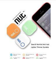 Wholesale Gift Smart Tag Nut Bluetooth Activity Tracker Mini Finder for Lacating Kids Pet Key Wallet Alarm Locator for Android iOS Smartphone