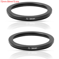 Wholesale lens filters resale online - JUST NOW High quality MM Step Down Ring Filter Adapter MM Lens to MM Accessory Ring Filter Adapter