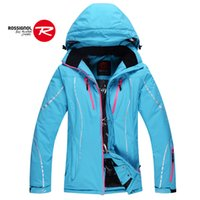 Wholesale new winter jacket women s ski snowboard Rossignol windproof waterproof ski jacket snow snowboard clothing color