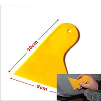 Atacado- Car-styling Vehicle Wrap Scraper Film Instalando Conquerer Squeegee Window Tint Tool For Car ap7