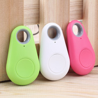 Wholesale High Quality anti lost smart bluetooth tracker Child Bag Wallet Key Finder GPS Locator Alarm Colors