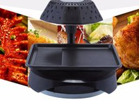 Wholesale 2017 very hot sale big easy grill accessories flexi machine class temperature Controlling Mode and Round Shape BBQ grill