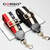 Wholesale Luggage Clasps - wholesale 2017 Summer New Wide Straps Fashionable Joker Lady Bag Aglet Replacement Luggage Wheels Promotion Clasps For Purses Luggage
