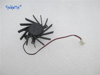 Wholesale Cooling Fan 55mm - For SMY DFS601012D DC12V 4.5W 5510 5.5CM 55MM 55X55X10MM Pitch: 35 * 35 * 27 mm Isosceles Y 4pin 2wire Cooling Fan