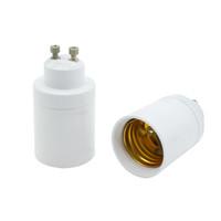 Wholesale Corn Type E27 Lamps - 1pcs GU10 to E27 lamp base Holder Converter Socket light corn bulb Base type Splitter Adapter for E27 indoor lighting