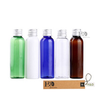 Wholesale Empty Plastic Bottles For Shampoo - Wholesale- 10 PCS 60ml Disposable Empty Lotion Bottle For Lotion Shampoo Conditioner Liquid Soap Shower Gel