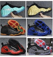 Wholesale Camo Lycra Men - High Quality Hardaway Camo Eggplant Metallic Gold Copper Galaxry Basketball Shoes Men Black Red White Hardaway Sneakers With Shoes Box