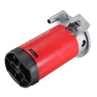 Wholesale Vehicle Horns - HOT 12V 0.08~0.12mpa 4.3 inches High-quality Air Compressor for Air Horn Car  Truck   Vehicle AUP_40U