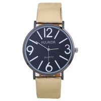 Wholesale Ladies Watches Big Numbers - wholesale unisex mens women ladies 2017 big number dial simple design students fashion new casual dress quartz wrist watches
