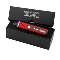 Аутентичные Pathfinder II Vaporizer Pen Starter Kit 2200mAH управления Temp с ЖК-экраном Обновление Titan Snoop Dogg 2.0 GPro Herbal Vape Pen