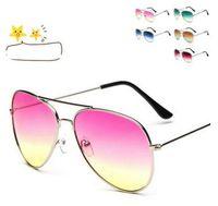 Wholesale Aviator Sunglasses For Women - Fashion Driving Sunglasses for women Glasses PC Lenses Summer Accessories Polarized Sunglasses Aviator 100% UV400 Protection Sun Glasses