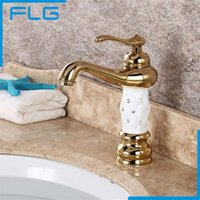 Wholesale Gold Crystal Bathroom Faucets - Buy Cheap Gold Crystal ...