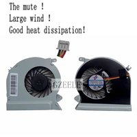 Wholesale Msi Wholesale - Wholesale- NEW cpu cooling fan for MSI MSI GE70 MS-1756 MS-1757 laptop cpu cooling fan cooler 5V 0.55A