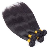 Wholesale Mink Brazilian Straight Human Hair Weave Bundles New Arrival Peruvian Virgin Hair Wefts Unprocessed Remy Human Hair Extensions just for you