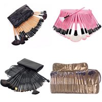Wholesale Professional 32pcs - Wholesale Professional Makeup Brushes 32pcs 24pcs 18pcs 4 Colors Make Up Brush Sets Cosmetic Brush Set Makeup Brushes makeup for you brush