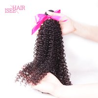 Wholesale Premium Hair Extensions Curly - 8A Brazilian Virgin Hair Curly Weave Brazilian Mongolian Chinese Cambodian Hair Weave Bundles 100% Unprocessed Premium Human Hair Extensions
