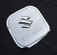 Wholesale Suzuki Oil Cap - High quality ABS chromes car fuel tank cover, oil fuel tank cover,fuel tank cap for Suzuki Vitara 2016