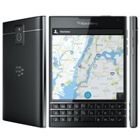 Wholesale Original Blackberry Cell Phone - Original BlackBerry Passport Q30 4.5Inch 4G TLE Cell Phone BlackBerry OS 10.3 Quad Core 3GB RAM 32GB ROM Factory Unlocked