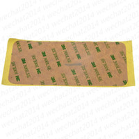 Wholesale Iphone 4s Adhesive Sticker Tape - 3M Full Adhesive Tape Sticker Glue Screen To Frame for iPhone 4 4s 5 5s 6 Plus free DHL