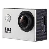 Wholesale sj4000 for sale - new cheapest SJ4000 P Full HD Action Camera Sport Camcorder DV DVR Silver with free DHL shipping